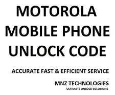 Motorola Unlock Code Motorola Pro, XT609, XT860, XT862, Gleam Plus  Ask 4 Others