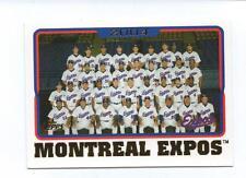 2005 TOPPS - WASHINGTON NATIONALS / MONTREAL EXPOS Team Set-20 Cards