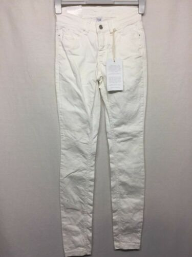 Crop L27 Jeans Mac G8 W32 pour Chic femme Summer Nwt Dream Blanc qnqwr68tIa