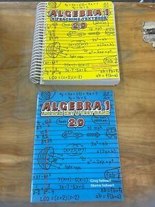 A Teaching Textbooks Algebra 1 2.0 - Textbook & Answer Key ...