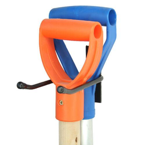 Gerätehalter Halterung Gartengerätehalter Besenhalter Halter Spatenhalter 12cm