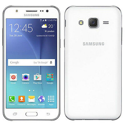 Samsung Galaxy J5 SM-J500FN 8GB Black White Gold Unlocked Smartphone - 2015