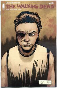 WALKING-DEAD-137-NM-Zombies-Horror-Robert-Kirkman-2003-more-TWD-in-store