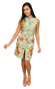 Women-039-s-Dress-Beaded-Batik-Dress
