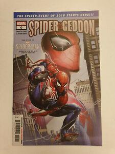 Spider-geddon-0-VF-Marvel-Comics-Spider-man-Crain-PS4