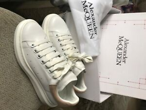 alexander McQueen style trainers size 5