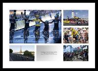 Chris Froome 2013 Tour de France Cycling Photo Memorabilia (CFMU5)