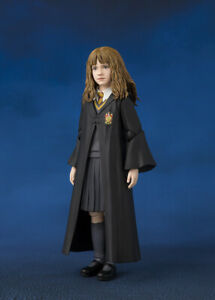 Harry Potter Hermione Granger S.h.   Sh Figuarts Action Figure Bandai