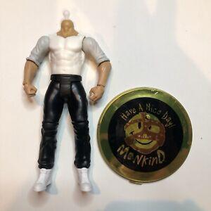 Mankind - Mattel WWE Championship Showdown Wrestling Figure - 🚫 Head