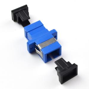 5Pcs Lot SC-SC//APC single mode Simplex Fiber Optic Adapter