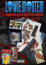Lowie Mortem Cronicas de un Detective Muerto 1 De 4 by Jorge Muniz Santiago...