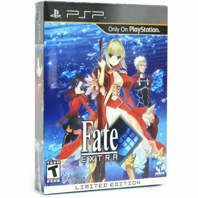 Fate/Extra - Limited Edition (PSP USA)