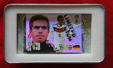 WM 2014 Brasil/ 48 Addrenalyn XL Cards/ 1 Limited Edition Card /Philipp Lahm