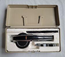 Vintage Dymo 1570 Label Maker With Case 3 Reels Amp 2 Rolls Tape