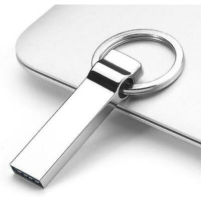 Keychain USB Flash Drives 2TB Pen Drive Flash Memory USB Stick U Disk Storage.