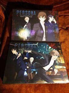 Persona-Trinity-Soul-Premium-Edition-DVD-conjuntos-de-1-y-2-fuera-de-imprenta-NIS-America-zona-1-Usa