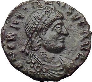 Gratian-367AD-Ancient-Roman-Coin-Labarum-Chi-Rho-Christ-monogram-i29911