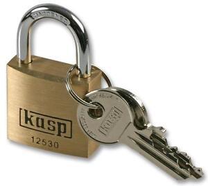 Schloss-Messing-Prem-30MM-Sicherheit-Verschliessen