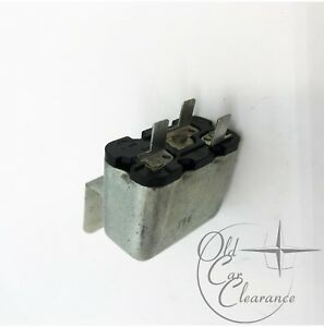 1978-1979 Lincoln Mark V Speed Control Relay (D8LY9C792A)