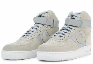 a58561f876f Nike Air Force 1 High  07 Pure Platinum Wolf Grey White 315121-041 ...