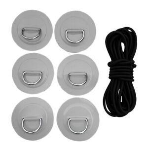 SUP-Stand-Up-Paddle-Bungee-Corda-Elastico-Deck-Rigging-Kit-Bungee-Per