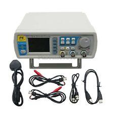 FY6800-60M DDS Signal Generator 2 Channel 0.01-100MHz Arbitrary Waveform UK1898