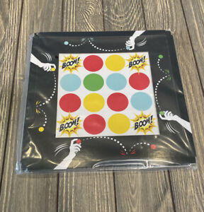 Mattel-Games-2015-Bounce-Off-Blow-Out-4-Game-Mats-7-Games-Replacement-Piece-Part