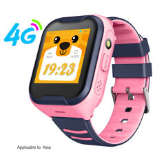 LEMFO Kids SOS Call Smart Watch 4G WIFI SIM GPS LBS Locating HD Cam Video Watch