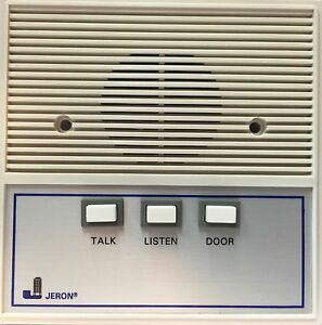 jeron 2001 intercom apartment station door entry station brand new rh ebay com