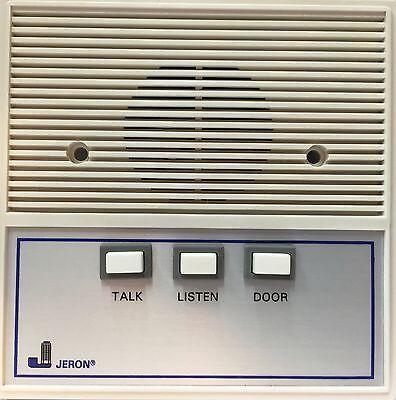Jeron 2001 Intercom Apartment Station Door Entry Station - Brand New