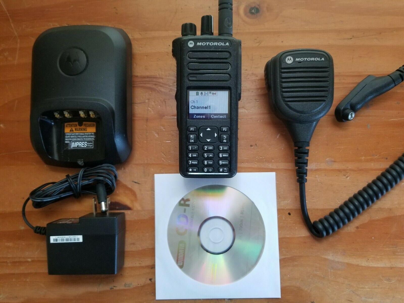 MOTOROLA XPR 7550E UHF 403-512 MHz  WITH PROGRAMMING. Available Now for 515.00
