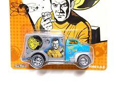 Hot Wheels HW Pop Culture Star Trek Captain James Kirk 1949 Ford C.O.E. Shatner