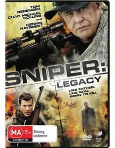 Sniper-Legacy-DVD-NEW-Region-4-Australia