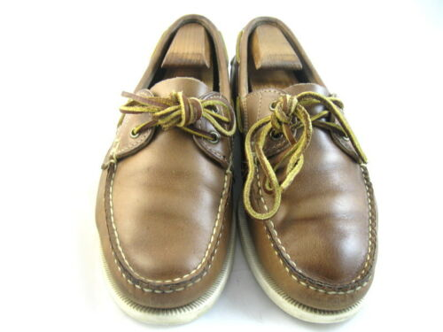 Allen Doré 586 Marron 9 Chaussures D maritime De Bateau Edmonds 7wnq7Zxr6P