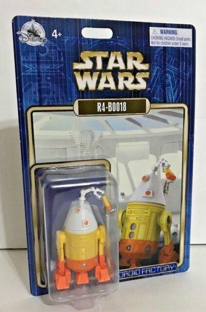 Halloween R2 Figure 2020 R4 boo18 Star Wars Disney Droid Factory Halloween R4 b0018 R2 for
