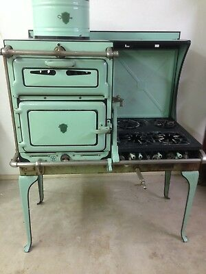 Antique Gas Stove Chambers Thermodome