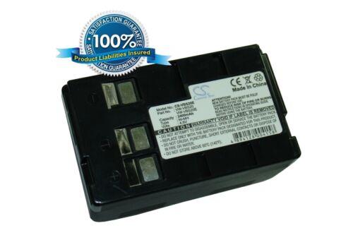 4.8V battery for Panasonic NV-VX33EG, VW-VBS20E, NVA3, NV-S65E, NV-R100EN, NV-S9