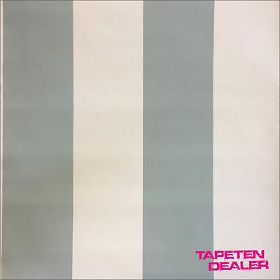 Streifentapete Rasch 286946 Rasch Tapete EUR 1,55//qm Türkis Weiß