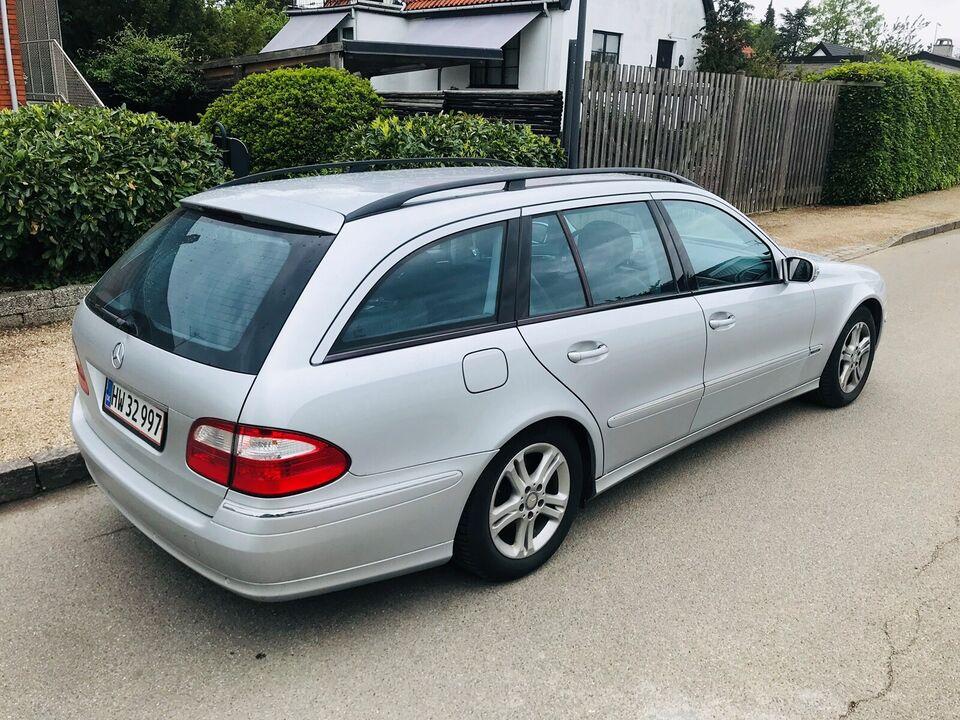 Mercedes E280, 3,0 CDi Avantgarde, Diesel