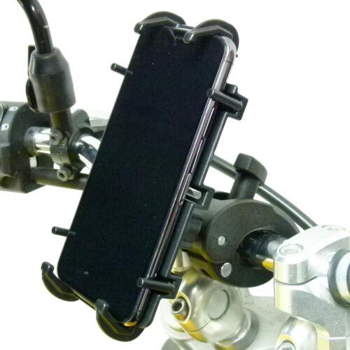 XL Quick Impugnatura Robusto Moto Morsetto Supporto Per Samsung Galaxy S9 Più