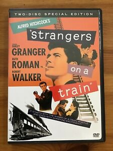 Alfred-Hitchcock-s-Strangers-on-a-Train-DVD-2004-special-edition-2-Disc-Set