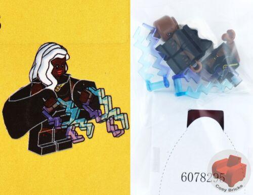 NEW Never Assembled 76022 X-Men Sentinel Minifig LEGO Storm Minifigure