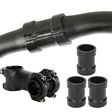 Black ART Bike Bicycle Cycling Stem 26.0mm to 31.8mm Shim Adapter