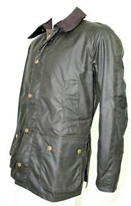 Barbour-Uomo-Giacca-ASHBY-WAX-JAKET-BACPS0819-VERDE-OLIVA