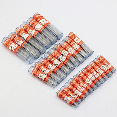 10PCS 0.5-3mm Micro HSS Twist Drilling Bit Straight Shank Electrical Drill Bits