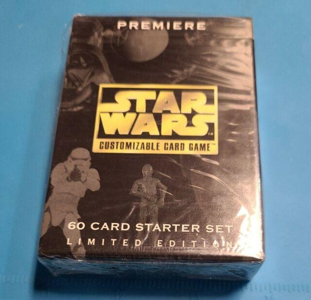 Mint Star Wars CCG 2-1BHoth Limited BBNear Mint