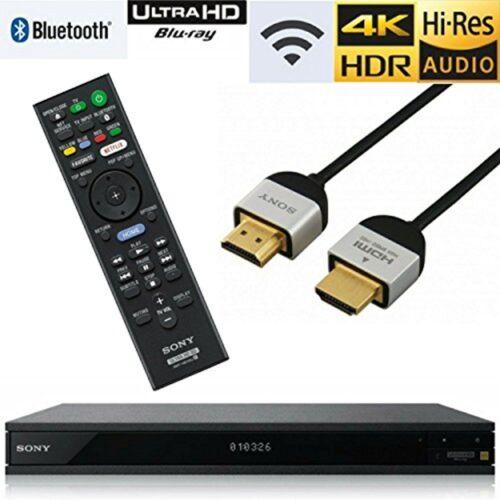 Sony UBP-X80//UBP-X800 4K Ultra HD Blu-ray Player