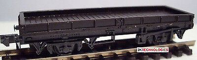 Freight Cars Toys & Hobbies Peco Knr-1.5-4.6m Radstand Offen Waggon Platte 'n' Spur Waggon Set Uk 48 Post An Indispensable Sovereign Remedy For Home