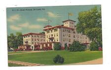 Hotel Putnam DeLand FL Volusia County Postcard 070413