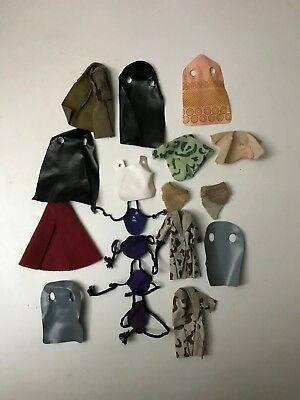 ANH Kenner Star Wars ROTJ Last 17 Hoods and Accessories ESB